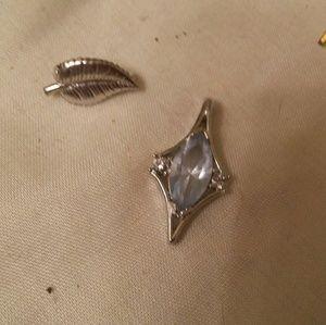 Pendant and stick pin